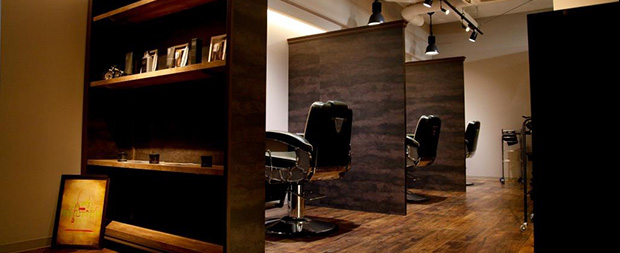 MEN'S GROOMING SALON EX-FA FOR MEN